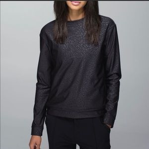 Lululemon Departure Crew Neck